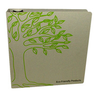Eco-Friendly 3 ring Binder