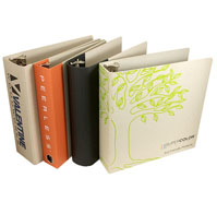 Printed Eco-friendly Binders