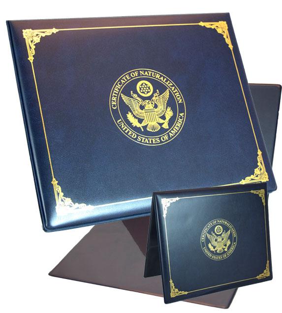 Certificate Holders :: Yebo Custom Binders and Folders